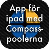 App för ipad med Compasspoolerna