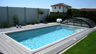 Glasfiberpool Compass Aqua Pool